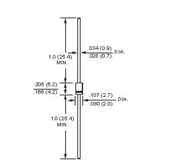 fr107快恢复二极管参数与型号代换-海飞乐技术有限公司